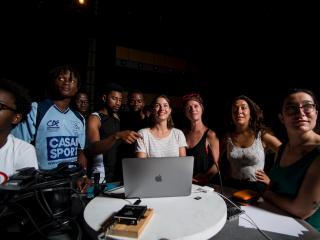 Cet été - Ateliers portes ouvertes labo école RENGA
